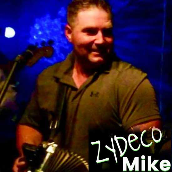 Zydeco Mike - 2019 Riff Ridgel Crawfish Cookoff Entertainment